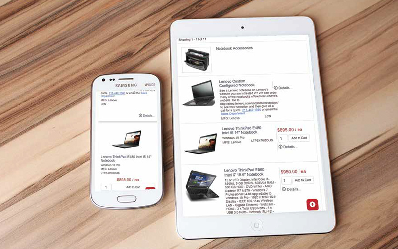Ecommerce-checkout-on-mobile